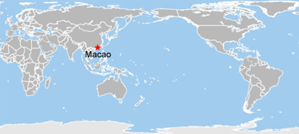 macao in world