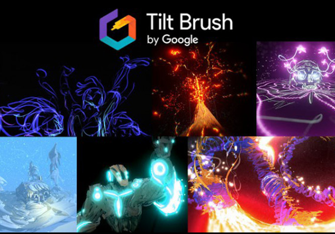 News Google Tilt Brush2
