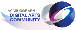 ACM SIGGRAPH Digital Arts logo large
