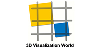 3D Visualization World logo