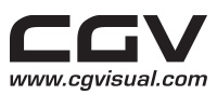 cgv visual logo